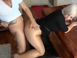 Fucked busty mom from slut today its reality fuck hard blond
