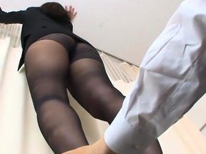 Absolute excitement during sex with a japanese teacher
