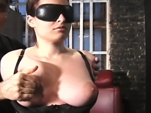 Taut restraint for a sweetheart who enjoys s&m treatment