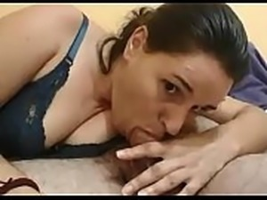 Big ass latina maid sucking and fucking couple4