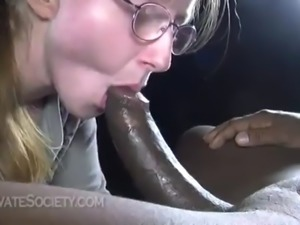 Heidi goes black