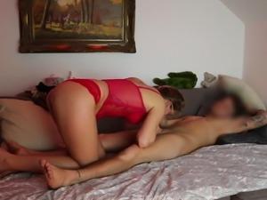 Fuck my German Blonde Bitch Heimlich gefilmt