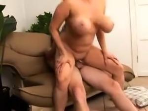 Busty pornstar extreme hardcore