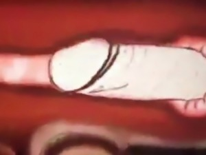 Anal animation
