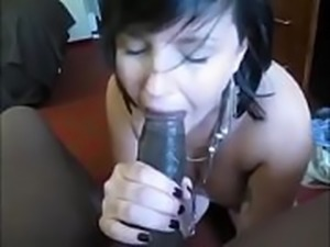 Horny wife cheats with BBC