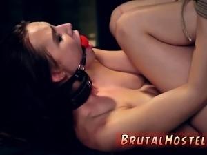 Latex brutal anal dildo xxx Best companions Aidra Fox and Kh