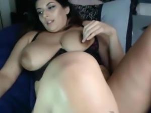 Fat girl having fun -Xclusivesecrets.