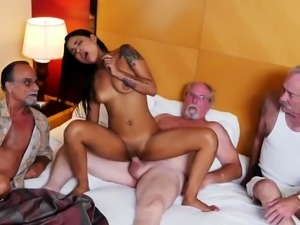 Daddy will not regret and old mom hd xxx Staycation with