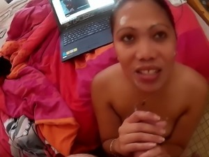 The best blowjob and handjob filipina girl in the world