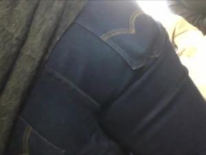 train ass