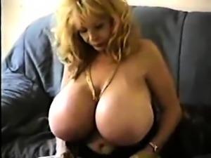An MILF Shows How To Masturbate A Big Dick
