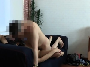 Casting amateur goes down on real dick