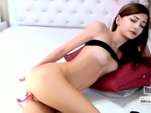 Solo girl masturbate with toys romania 13