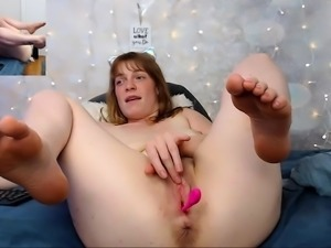 Phoebe Toys Masturbation to Orgasm