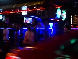 Playsome asian floozy gets juicy tits played