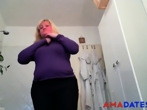 Hidden Cam Maid changing clothes 06