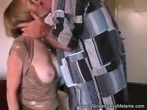 Wild GILF Loves Hard Cock Now