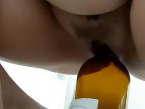 Scopata con la bottiglia - Bottle fucking