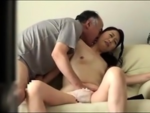 Luscious Japanese milf submits to every inch of hard meat