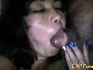 ASIAN WIFE SUCK COCK