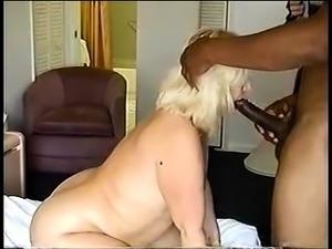 Home interracial mature hardcore