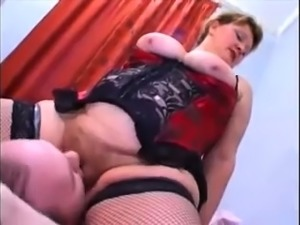 Fat Stockings Mature Nailed hardcore