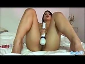 CamSoda - Gina Valentina masturbation and orgasms