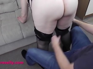Mature Sally needs even more hard cocks