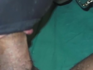 my arab slave dp fisting with a creampie