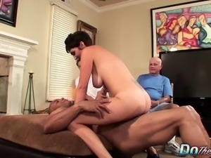 Wife Charlie James Impregnated by a BBC