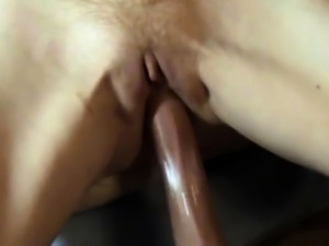 Creamy Female Ejaculation Cum Fucking Machine Mature Girl