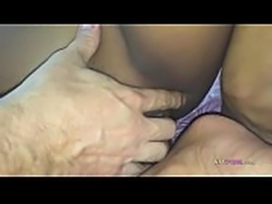 Mounds of Asian tit flesh are target for big load