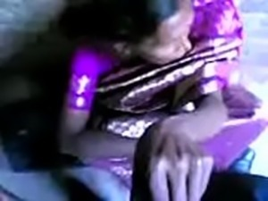 TAMIL MAID IN SILK SAREE FUCKING