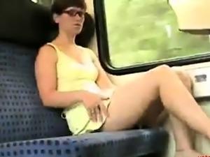 a sexy train flash