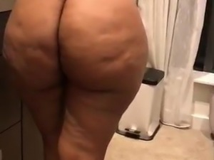 Big Ass African Girl