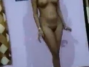 Indian wife nude dance